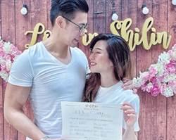 恭喜!41歲KIMIKO教授男友曬「結婚書約」曝喜訊:「她簽名了」