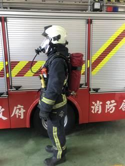 防救災「斷氣」 SCBA檢測站供維護