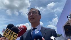 朱立倫:振興經濟重要 救失業更重要