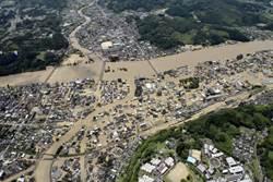 熊本暴雨球磨川「鋼構橋」被沖走 日專家曝光氾濫原因