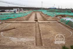 規模最大、保存最完整的隋代墓園現世!咸陽發現王韶家族墓