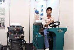 潔勁環保駕駛式洗地機 推會場優惠