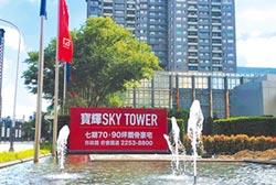 台中豪宅聚焦七期 掀房市高峰