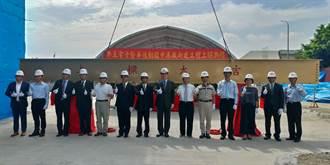 車王電中港園區廠上梁 未來供800人就業機會