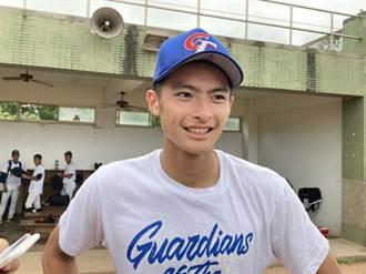 U18對抗賽》賽前「太散」教練提醒 張宥鈞立刻敲4安