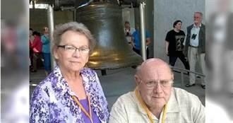 老夫妻確診新冠肺炎!2人躺病房「牽手交流無聲的愛」...相繼病逝