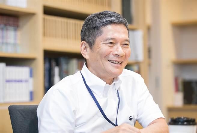 文化部長李永得。(圖/PAR表演藝術提供、林韶安攝)