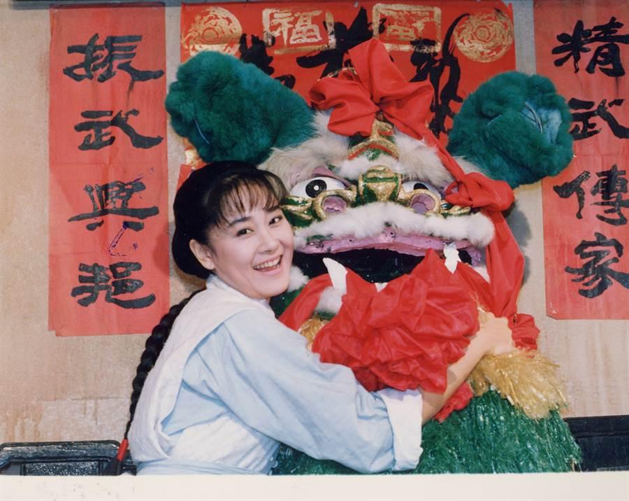 歡歡在華視《京城四少》表現亮眼。(本報系資料照)