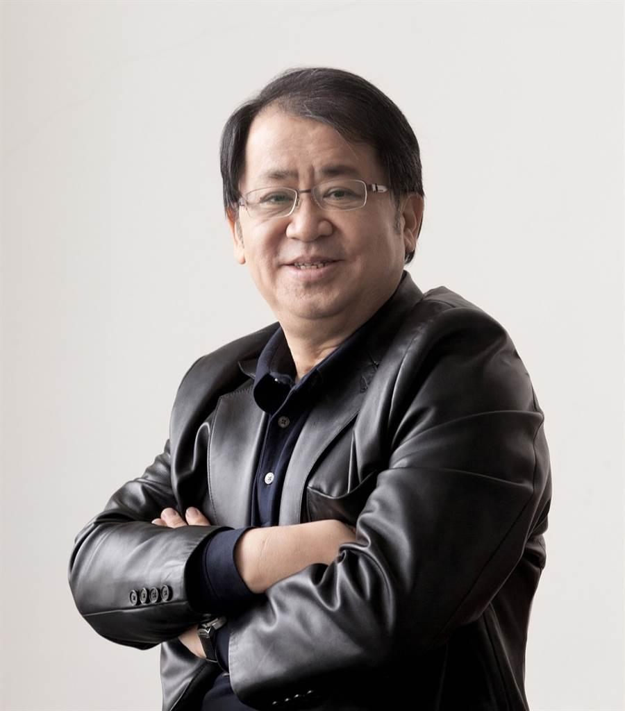 國家表演藝術中心董事長朱宗慶。(圖/PAR表演藝術提供、王世邦攝)