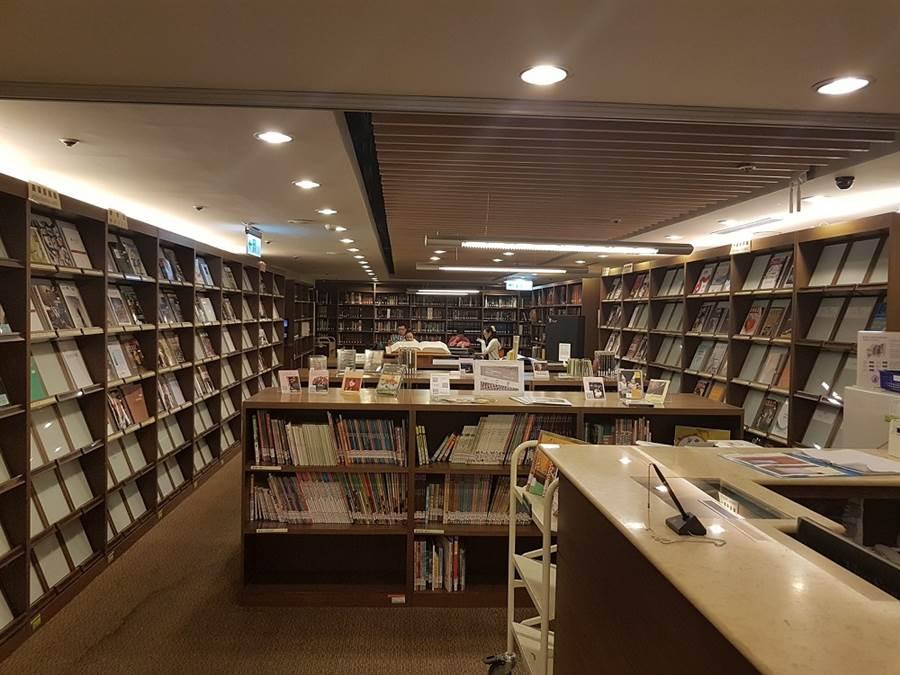表演艺术图书馆是民眾接触表演艺术相关知识的理想空间。(图/PAR表演艺术、国家两厅院提供)
