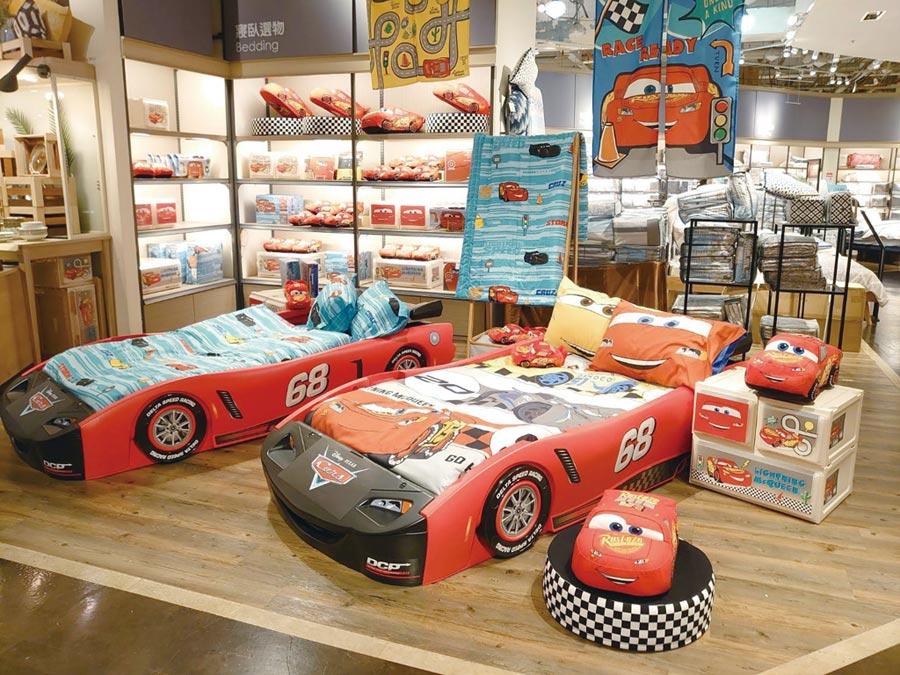 疫後癒療風持續發燒,居家品牌推出迪士尼聯名商品引發搶購潮。圖/HOLA提供