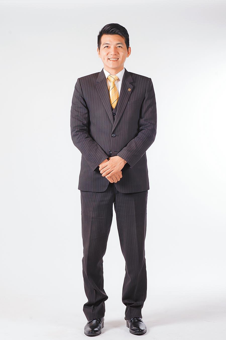 永慶房屋業管部資深經理謝志傑。(永慶房屋提供)
