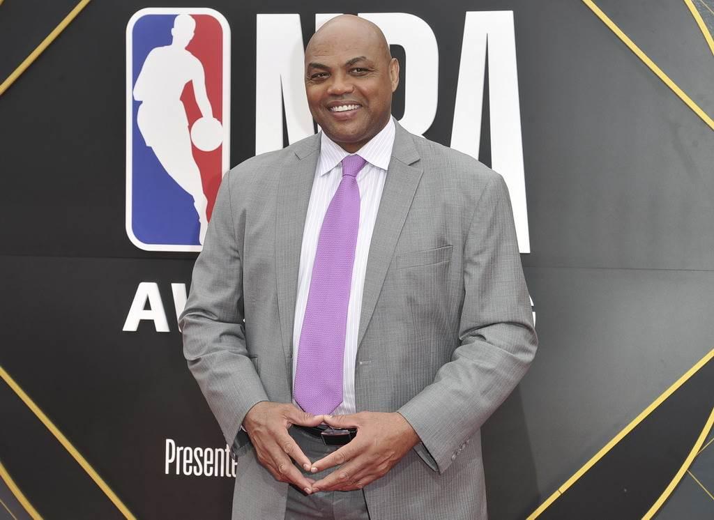 巴克利公然詛咒NBA這次復賽計畫不可能成功。(美聯社)