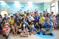 二重埔市民活動中心啟用 侯友宜:讓公園作多目標使用