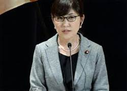 日本將出現女首相?安倍心腹公開表態參選自民黨總裁