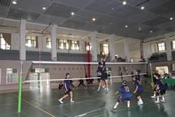訓練精實 義竹國中學生夜宿學校體育館拿下排球乙級聯賽亞軍