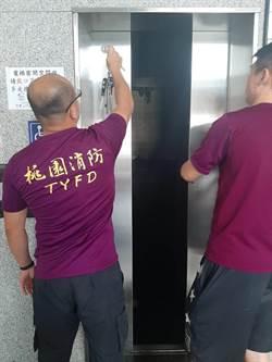 「我們差點死在中壢」網友控受困電梯竟無人聞問
