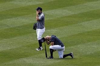 MLB》田中慘遭爆頭 球評:為何沒裝防護網