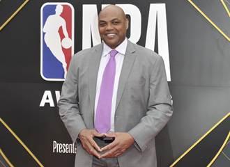 NBA》巴克利狂言連發:別逼球員下跪抗議
