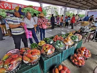 台南國際芒果節大內站登場 結合農業與觀光增加效益