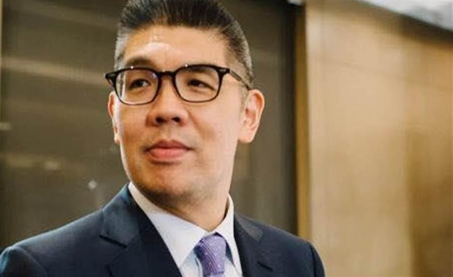 國民黨智庫副董事長連勝文。(圖/取自連勝文臉書)
