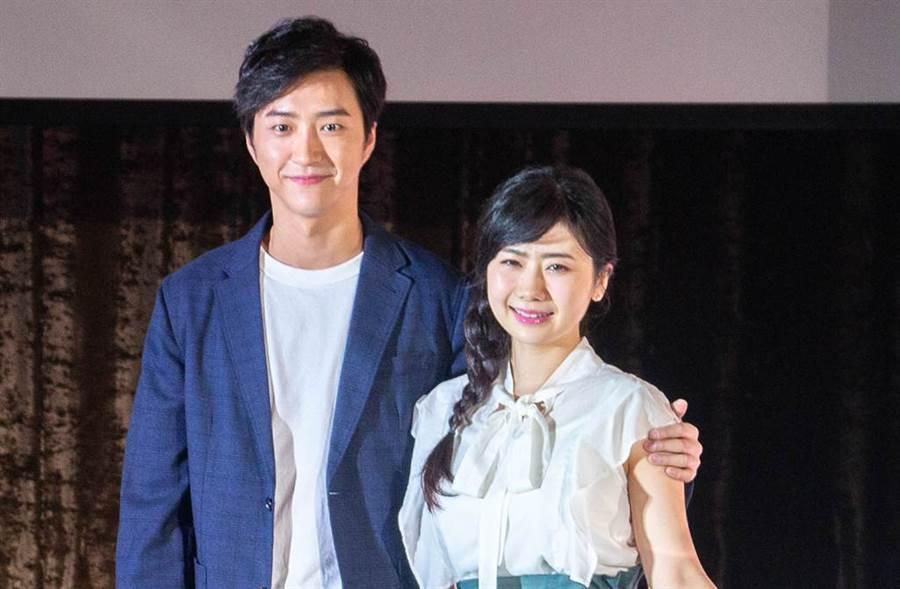 江宏傑與福原愛結婚三年育有一子一女。(圖/本報系資料照)