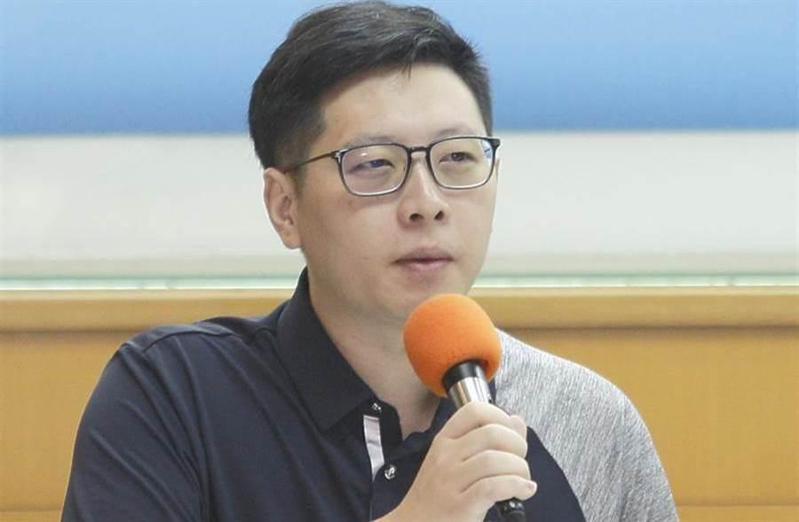 桃園市議員王浩宇。(資料照片)