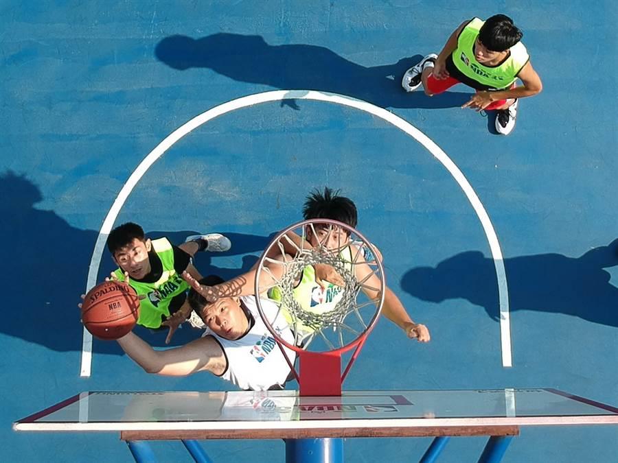 國泰NBA 3x台中預賽5日落幕。(大漢行銷提供)