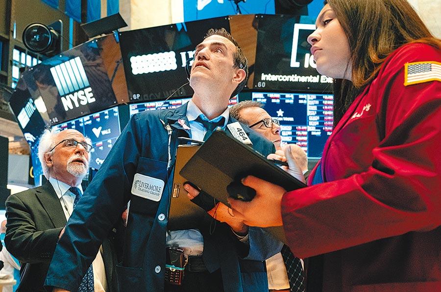 瑞銀看好下半年股市行情,建議鎖定美國中型股等標的。圖/美聯社