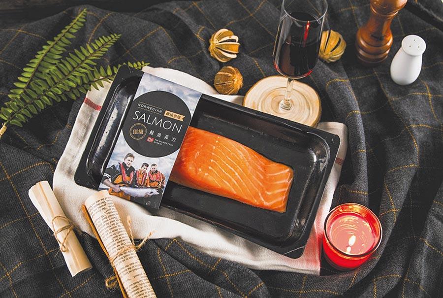全聯推出貼體包與急凍鮮物系列商品。(全聯實業提供)