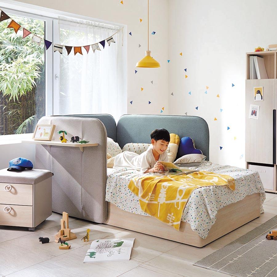 SOGO百貨忠孝店的兒童生活體驗館以「時尚、生活體驗、趣味」為概念全新登場。(SOGO提供)