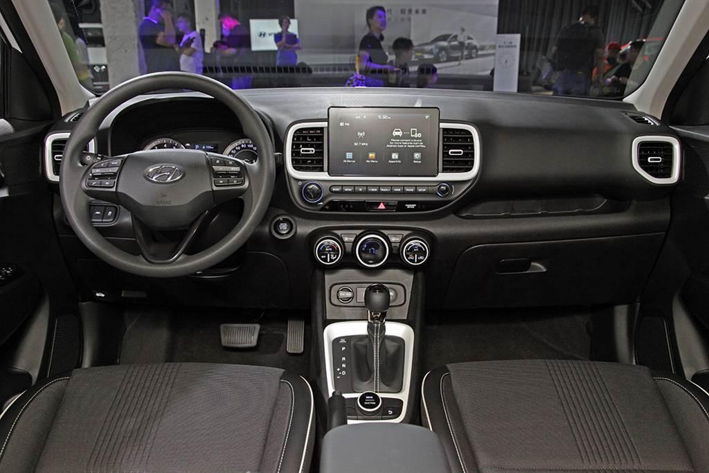 新頂客生活實踐家,Hyundai Venue 1.6 Smartstream 實車搶先預覽!