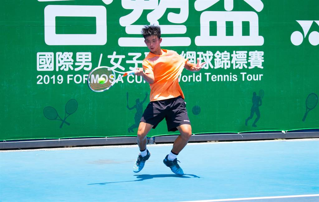 林翰智去年在台塑盃斬獲職業生涯首勝。(資料照/海碩整合行銷提供)