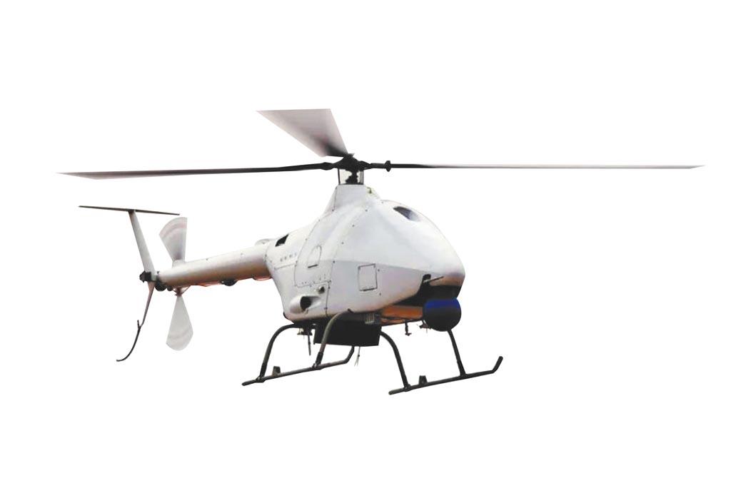 解放軍高原型無人直升機在江西首飛成功。(取自人民網)