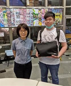滿滿洋蔥  一張名片讓日本律師找回兩年前在台灣掉落的父親遺物