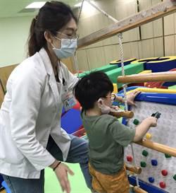 兒童發展遲緩 早期療育成效好