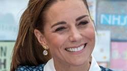 凱特王妃新造型超逆齡「俏麗高馬尾」網讚:戀愛了