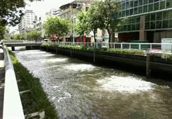 提升水質 幸福川啟動水體置換作業