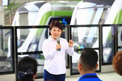 盧秀燕:捷運綠線預計8月初勘 今年底通車