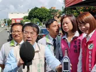 改裝車輛車主當心了!台南環局研發新科技執法利器稽查噪音