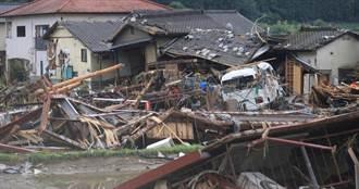 暴雨狂掃九州!發布最嚴重大雨特報 長崎、佐賀、福岡進入第5級警戒