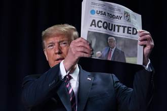 今日美國報言論版:  川普應該訪問台灣