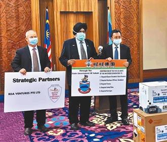 關懷無國界 水神捐助馬來西亞