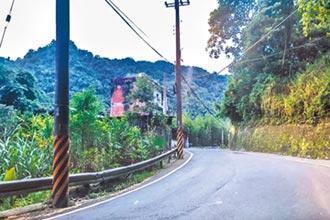 竹122線設太陽能路燈 9月完工