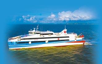 中山造客船創下三項大陸紀錄