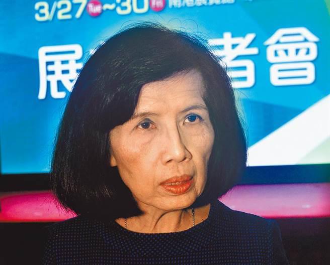 投保中心提出解除大同董事長林郭文艷職務訴訟。圖/本報系資料照片