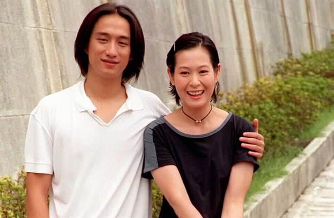 黃磊與劉若英合作《人間四月天》,戲裡嫌棄,戲外卻是摯友。(中時資料照片)