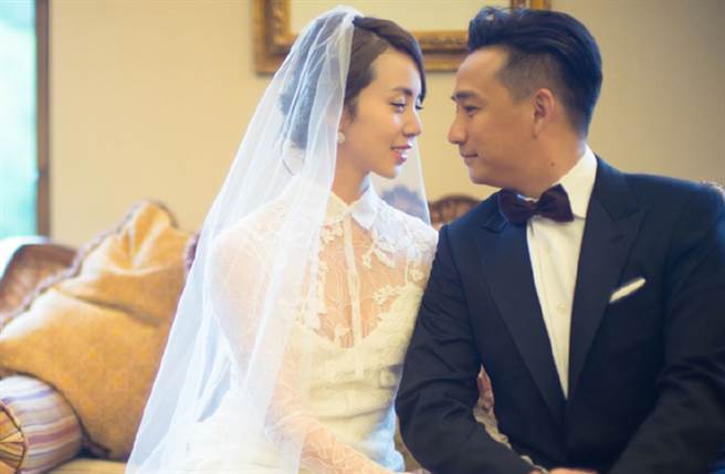 對於劉若英的存在,黃磊妻子孫莉超脫表示不介意。(翻攝自孫莉微博)