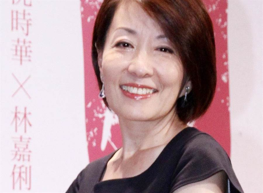 昔日知名女星沈时华,被控制作音乐剧诈骗150万被诉。(中时资料照)