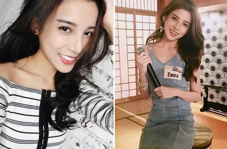 蔡瀞瑢和李庠岑因恐嚇取財罪遭判刑。(圖/翻攝自臉書)